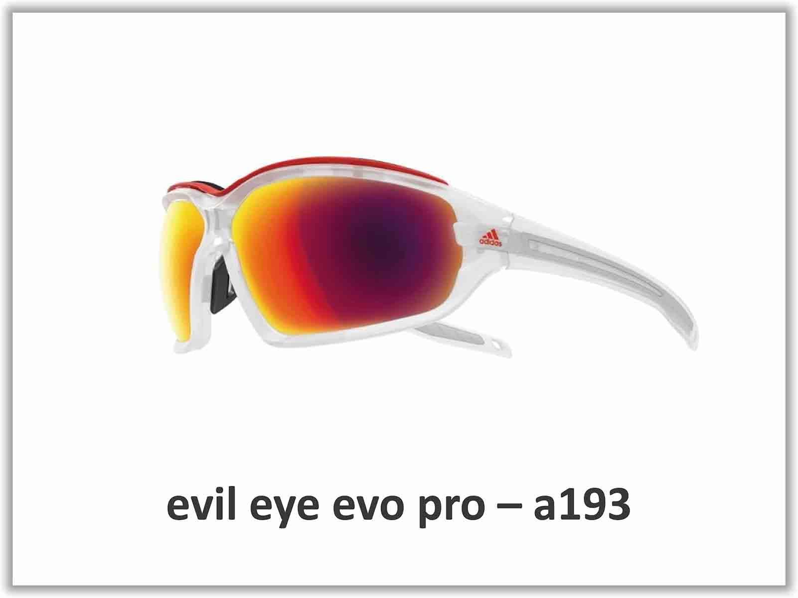 evil eye evo pro – a193