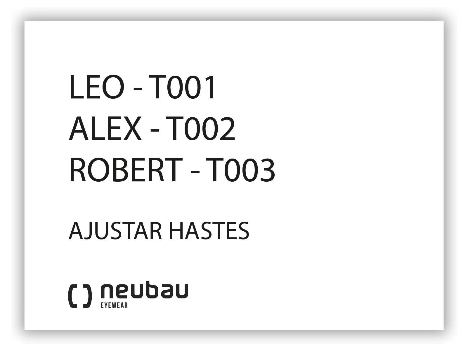 NEUBAU_T001, T002, T003-HASTES
