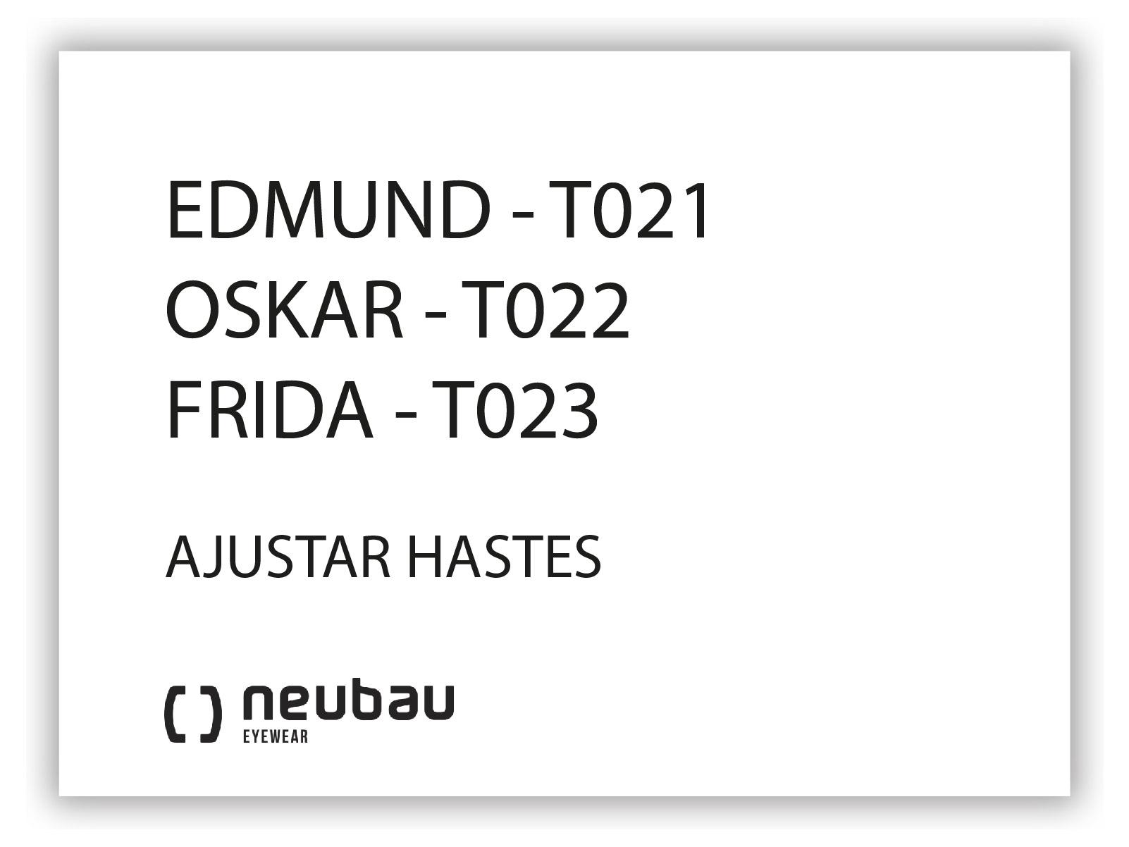 NEUBAU_T021, T022, T023-HASTES