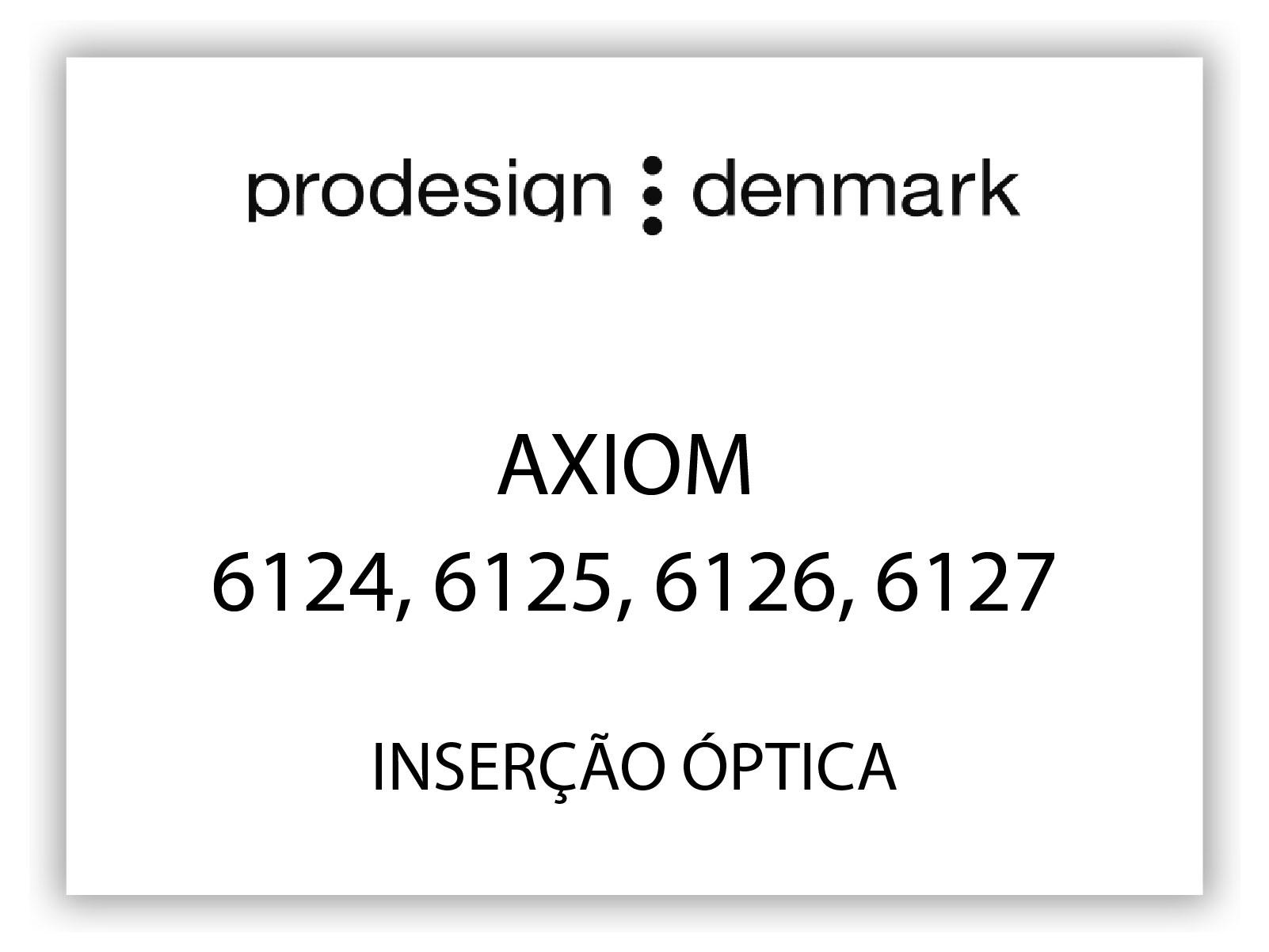 ProDesignDenamark_capa-AXIOM 6124, 6125, 6126, 6127-LENTES