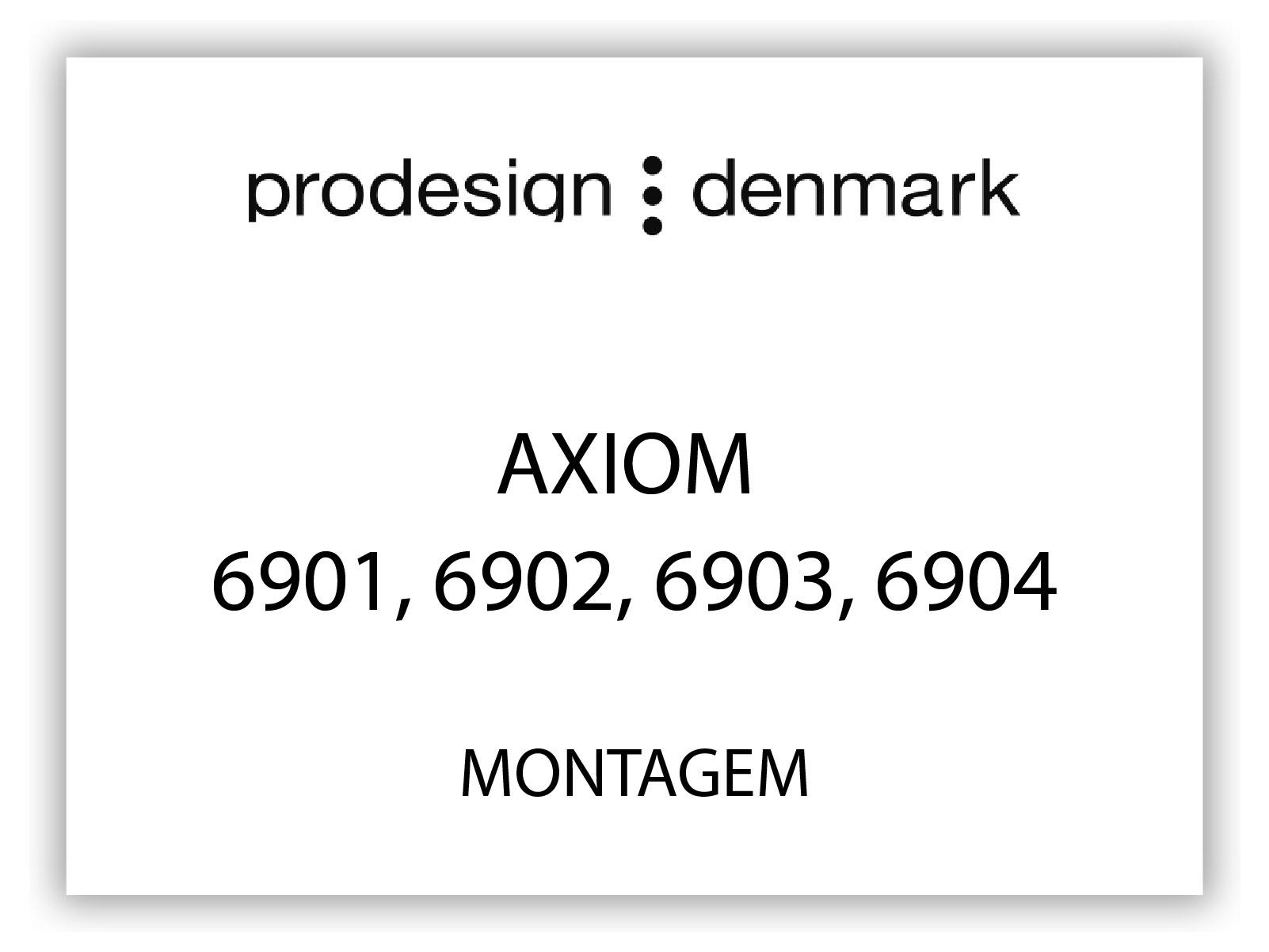 ProDesignDenamark_capa-AXIOM 6901, 6902, 6903, 6904-mont