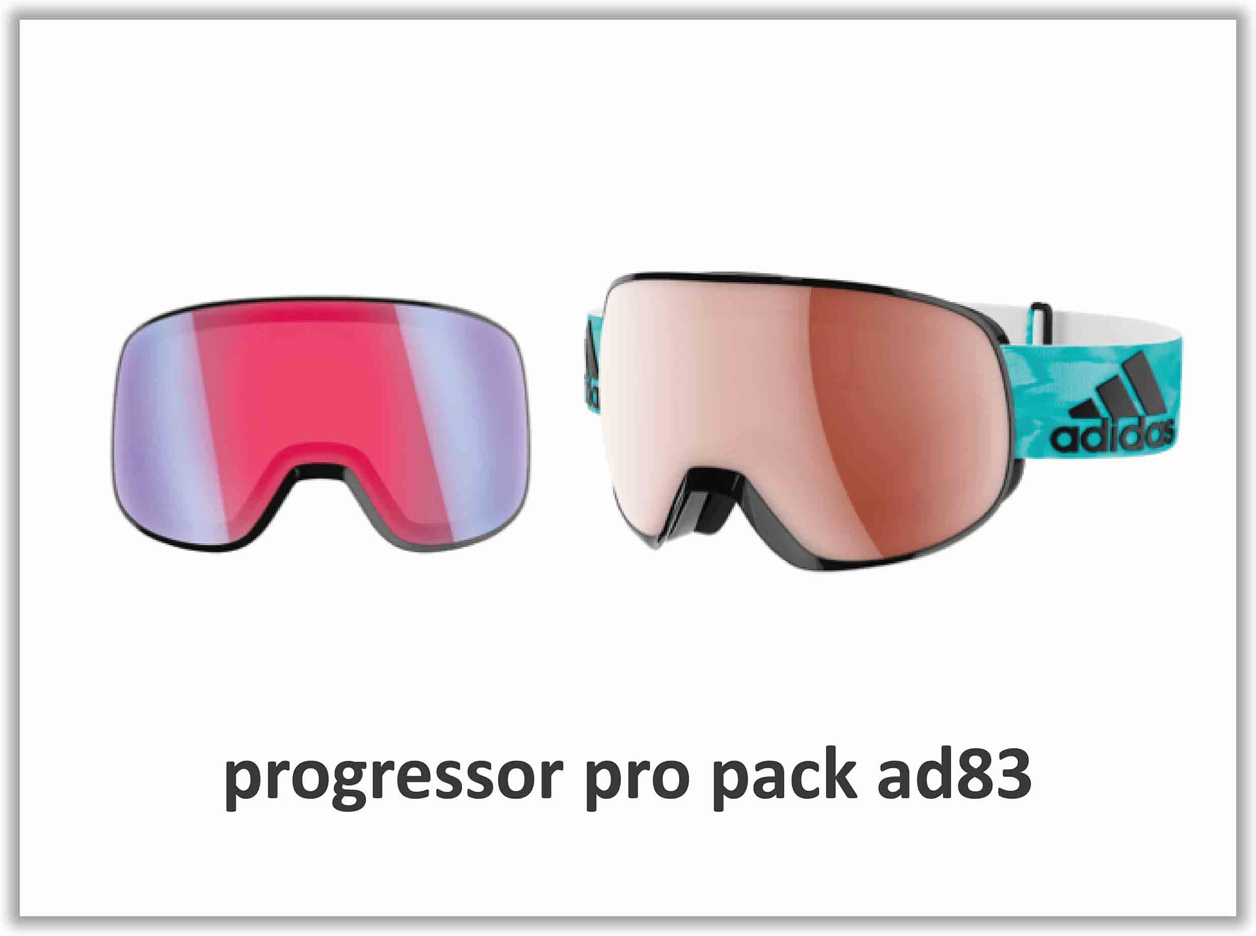 progressor pro pack