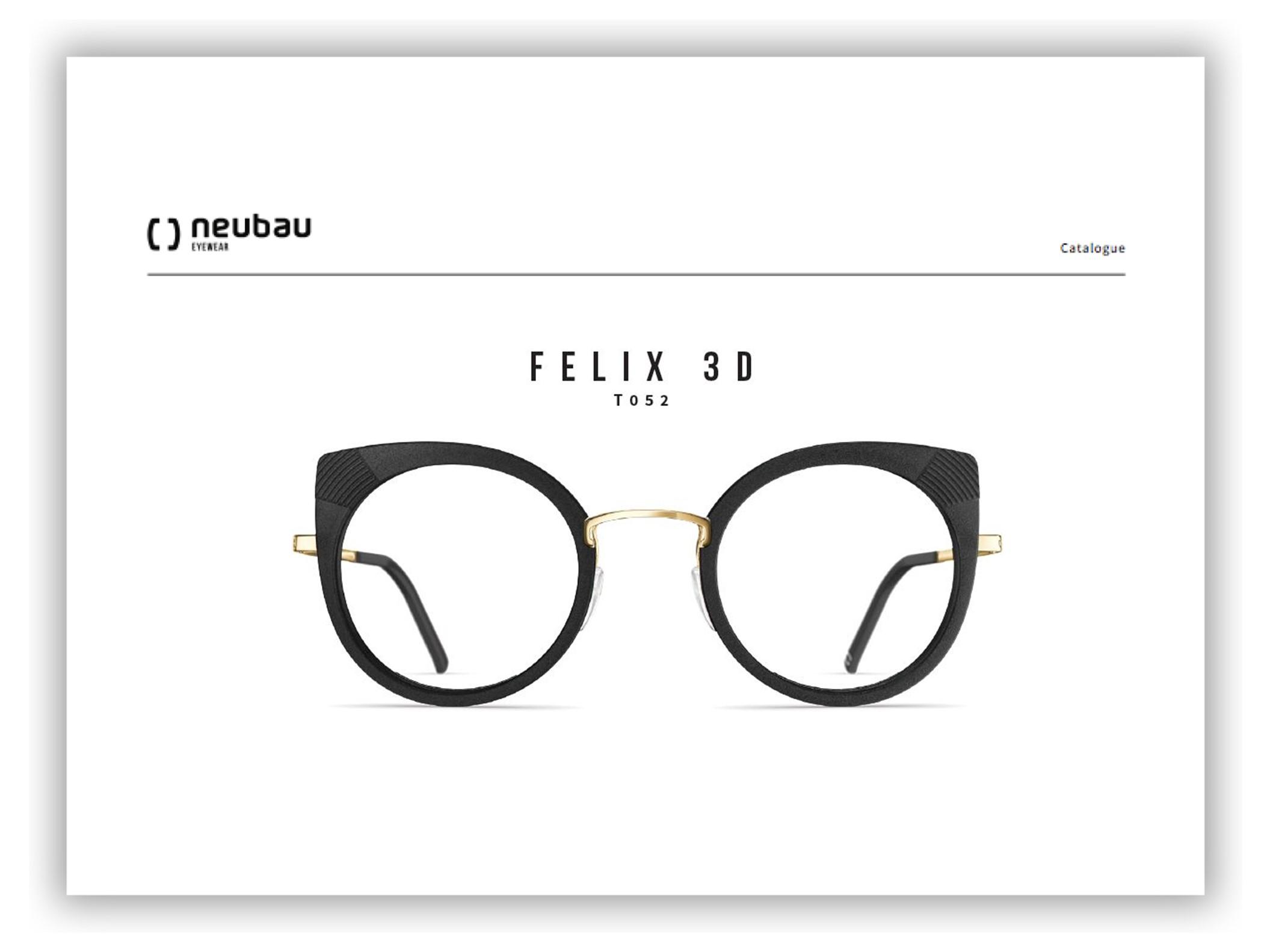 FELIZ 3D T052 1