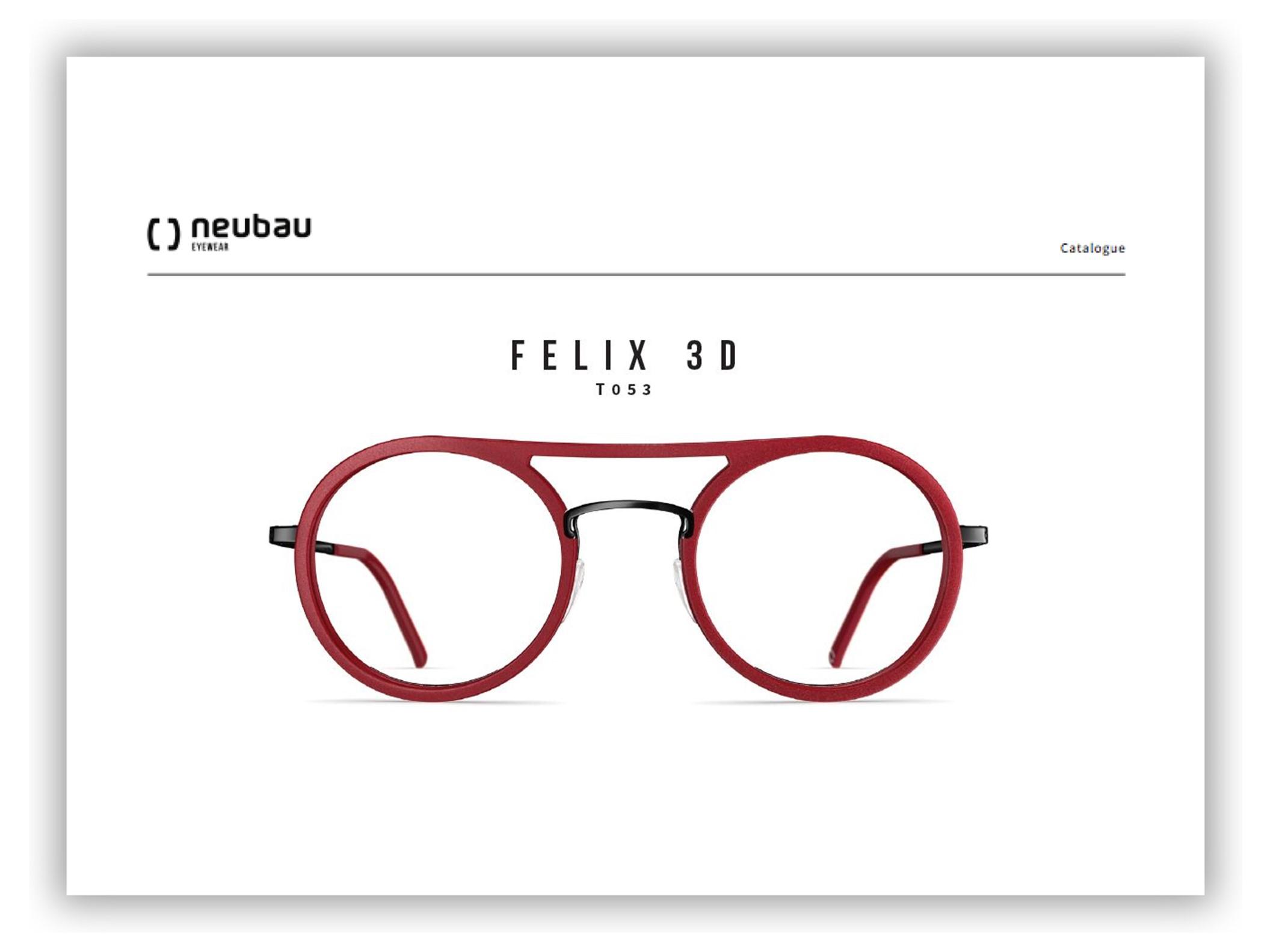 FELIZ 3D T053 1