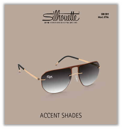 accent shades